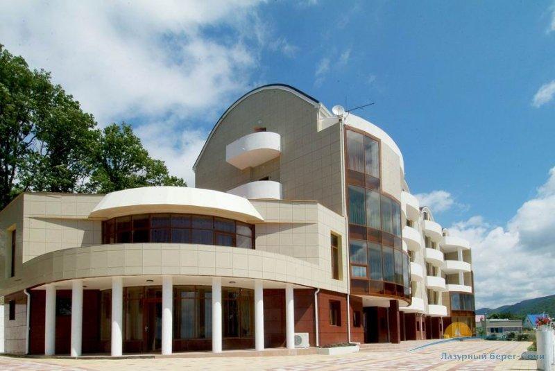 VIP- Отель на берегу моря Небуг Туапсинский район Туризм и путешествия - Гостиничные услуги.